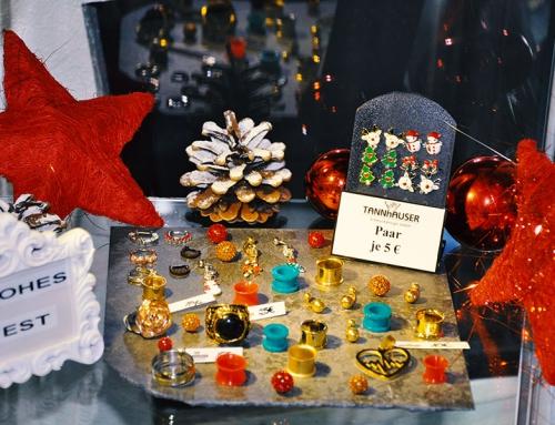 Öffnungszeiten über Weihnachten