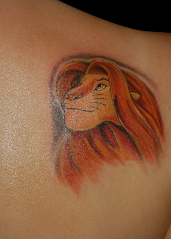 volly-tattoo-comic-simba