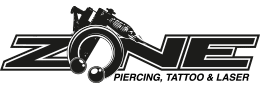Zone – Piercing, Tattoo & Tattooentfernung Logo