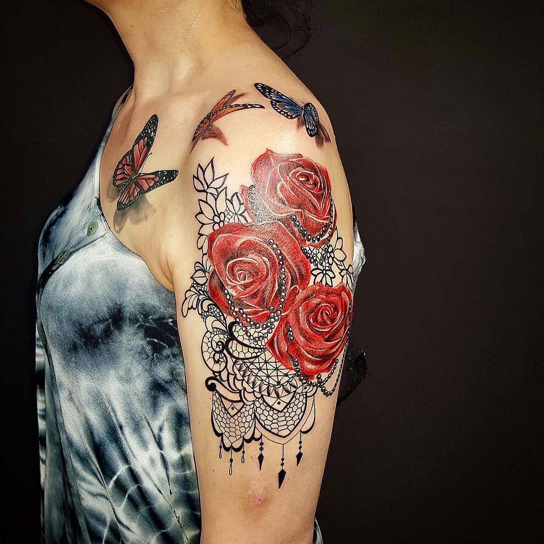 Zone-Tattoo-Dilo-Mandala-Rose