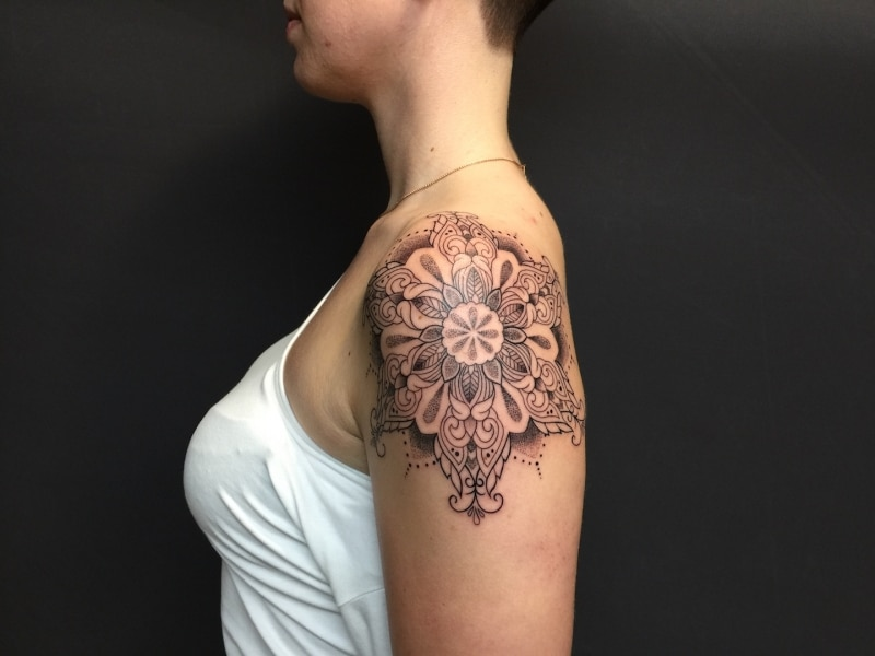 Zone Tattoo -Dilo -Mandala