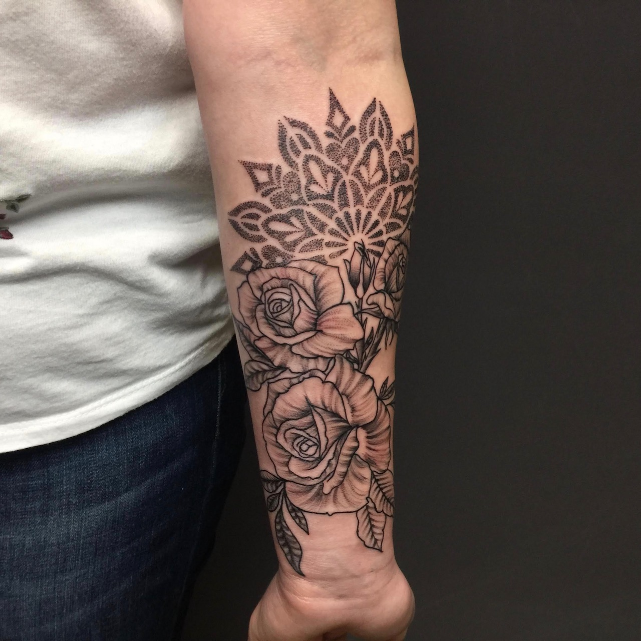 Zone -Tattoo -Dilo -Rosen -Dot Work