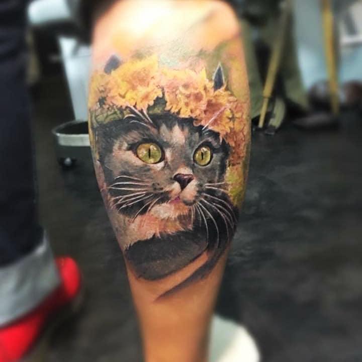 Zone-Grigory Isaev -Realistic -Katze