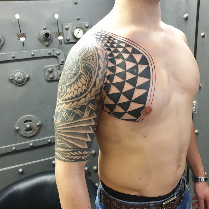 Zone-Tattoo-Volly-Maori -Sleeve