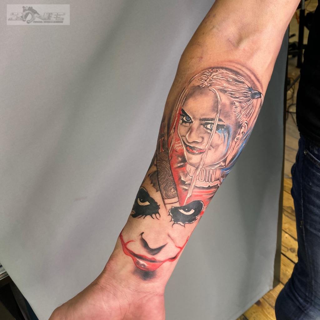 Zone - Tattoo - Piercing - Dilo - Polka Trash - Braunschweig