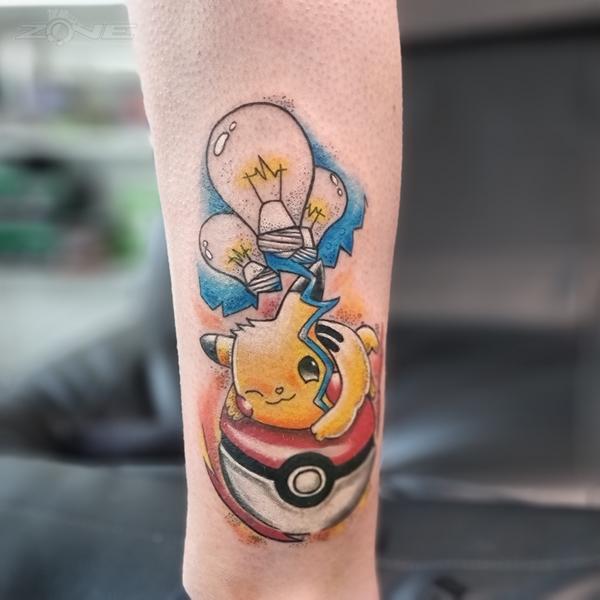 Zone - Tattoo - Piercing - Volly - Pokemon - Braunschweig